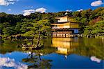 Kinkaku-ji (Temple of the Golden Pavilion), Kyoto, Japan, Asia Stock Photo - Premium Rights-Managed, Artist: Robert Harding Images, Code: 841-06034039