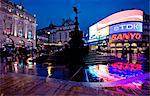 Piccadilly Circus, London, England, United Kingdom, Europe Stock Photo - Premium Rights-Managed, Artist: Robert Harding Images, Code: 841-06034157