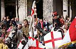 St. George's Day Celebrations in 2010, London, England, United Kingdom, Europe Stock Photo - Premium Rights-Managed, Artist: Robert Harding Images, Code: 841-06034161