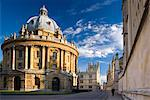 The Radcliffe Camera building, Oxford University, Oxford, Oxfordshire, England, United Kingdom, Europe Stock Photo - Premium Rights-Managed, Artist: Robert Harding Images, Code: 841-06034169