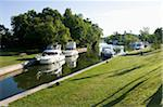 Bobcaygeon, Trent-Severn Waterway, Ontario, Canada Stock Photo - Premium Rights-Managed, Artist: Raoul Minsart, Code: 700-06037914