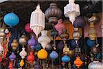 Traditional Lanterns at Souk, Marrakech, Morocco