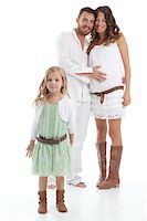 family shoes - Portrait of Family Stock Photo - Premium Royalty-Freenull, Code: 600-06038099