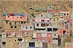 Houses in Ourika Valley, Atlas Mountains, Morocco Stock Photo - Premium Rights-Managed, Artist: Raimund Linke, Code: 700-06038006