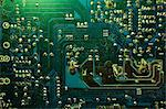 Close up of circuit board Stock Photo - Premium Royalty-Free, Artist: CulturaRM, Code: 614-06044195