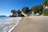 paradise (place of bliss) - Te Whanganui-A-Hei (Cathedral Cove), New Zealand Stock Photo - Premium Royalty-Freenull, Code: 614-06044709