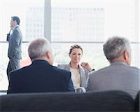 Business people in conference room Stock Photo - Premium Royalty-Freenull, Code: 635-06045062
