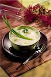 Mashed potatoes and leeks Stock Photo - Premium Rights-Managed, Artist: Photocuisine, Code: 825-06048893