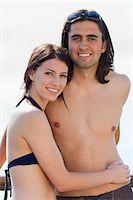 Italy, Ravello, Outdoor portrait of smiling couple Stock Photo - Premium Royalty-Freenull, Code: 640-06049963