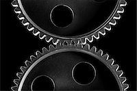 gear wheels Stock Photo - Premium Royalty-Freenull, Code: 640-06051127