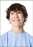 Boy smiling Stock Photo - Premium Royalty-Freenull, Code: 640-06051412