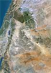Jordan, True Colour Satellite Image With Border Stock Photo - Premium Rights-Managed, Artist: Universal Images Group, Code: 872-06054464