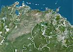 Venezuela, True Colour Satellite Image With Border Stock Photo - Premium Rights-Managed, Artist: Universal Images Group, Code: 872-06054883