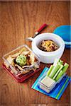 Lunch in Containers Stock Photo - Premium Royalty-Free, Artist: Jodi Pudge, Code: 600-06059774