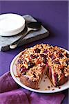 Plum Cake Stock Photo - Premium Royalty-Free, Artist: Jodi Pudge, Code: 600-06059788