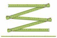 carpenter's measure - vector illustration Stock Photo - Royalty-Freenull, Code: 400-06067404