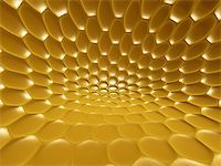 snake skin - glowing golden fish, snake, python scales background Stock Photo - Royalty-Freenull, Code: 400-06067498
