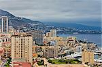 view of Monaco bay with luxury boats. French Riviera Stock Photo - Royalty-Free, Artist: porojnicu                     , Code: 400-06067682