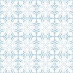 Beautiful background of seamless floral pattern Stock Photo - Royalty-Free, Artist: inbj                          , Code: 400-06072817