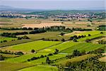 Agricultural landscape full of fields, Baden-Wurttemberg, Germany Stock Photo - Royalty-Free, Artist: dinozzaver                    , Code: 400-06073119