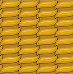 vector woven wicker rail fence seamless background Stock Photo - Royalty-Free, Artist: 100ker                        , Code: 400-06073592