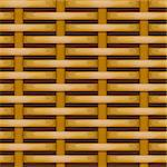 vector woven wicker rail fence seamless background Stock Photo - Royalty-Free, Artist: 100ker                        , Code: 400-06073593