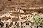 The principal Dogon area is bisected by the Bandiagara Escarpment.  The Dogon are best known for their mythology, their mask dances, wooden sculpture and their architecture. Stock Photo - Royalty-Free, Artist: michelealfieri                , Code: 400-06076337