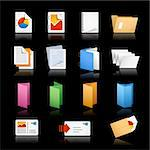 Professional icons for your web or printing projects. Stock Photo - Royalty-Free, Artist: Palsur                        , Code: 400-06082261