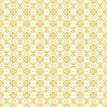Beautiful background of seamless floral pattern Stock Photo - Royalty-Free, Artist: inbj                          , Code: 400-06083331