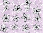 Vector seamless flower background pattern, floral vintage illustration. Cute backdrop Stock Photo - Royalty-Free, Artist: svetap                        , Code: 400-06091088