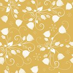 Romantic seamless pattern with flowers