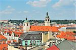 Prague. View of the Old Town from the Powder Tower Stock Photo - Royalty-Free, Artist: TatyanaSavvateeva             , Code: 400-06102017