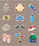 travel element stickers