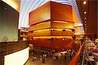 PHILADELPHIA PA INTERIOR OF KIMMEL CENTER FOR THE PERFORMING ARTS Stock Photo - Premium Rights-Managednull, Code: 846-06112092