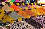 Ground spices for sale Stock Photo - Premium Royalty-Free, Artist: Andrew Douglas, Code: 649-06113025
