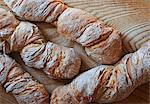 Close-up of bread loafs Stock Photo - Premium Royalty-Free, Artist: Robert Harding Images, Code: 698-06116969