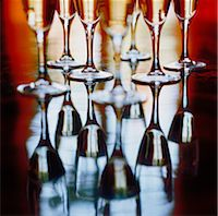 Champagne Glass Stock Photo - Premium Royalty-Freenull, Code: 618-06119190