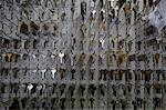 Large group of keys on display in store Stock Photo - Premium Royalty-Free, Artist: CulturaRM, Code: 693-06120835