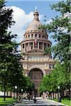 State Capitol Building, Austin, Texas, USA Stock Photo - Premium Rights-Managed, Artist: Ed Gifford, Code: 700-06125794