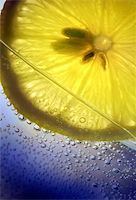 Lemon slices In water Stock Photo - Royalty-Freenull, Code: 400-06127967
