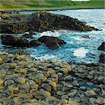 Giant's Causeway, County Antrim, Northern Ireland Stock Photo - Royalty-Free, Artist: phbcz                         , Code: 400-06137947