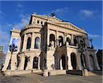 Old Opera House, Frankfurt am Main, Hesse, Germany Stock Photo - Premium Rights-Managed, Artist: Raimund Linke, Code: 700-06144828