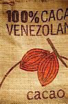 Burlap Cocoa Bag from Venezuela Stock Photo - Premium Royalty-Freenull, Code: 659-06153904