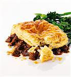 Steak and ale pie Stock Photo - Premium Royalty-Free, Artist: Photocuisine, Code: 659-06154645