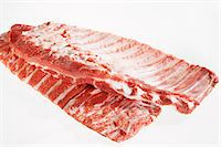 rib - Pork spare ribs Stock Photo - Premium Royalty-Freenull, Code: 659-06155815