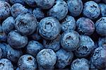 Close up of bunch of blueberries Stock Photo - Premium Royalty-Free, Artist: Cultura RM, Code: 649-06165094