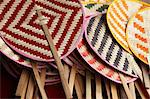 Assorted Fans, Thailand Stock Photo - Premium Royalty-Freenull, Code: 6106-06165619