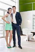 Portrait of a romantic couple Stock Photo - Premium Royalty-Freenull, Code: 6108-06166384