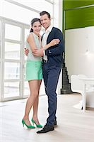 Couple embracing each other Stock Photo - Premium Royalty-Freenull, Code: 6108-06166437