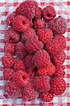 Raspberries Stock Photo - Premium Royalty-Free, Artist: Arcaid, Code: 614-06169182